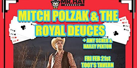 Mitch Polzak & The Royal Deuces Sugartown Get-Down w/ Amy & Hailey tickets