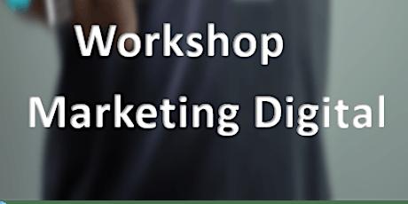 WorkShop Marketing Digital entradas