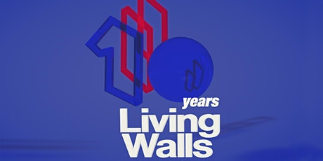 Living Walls 10 Year Announcement & Fundraiser @ 8ARM tickets
