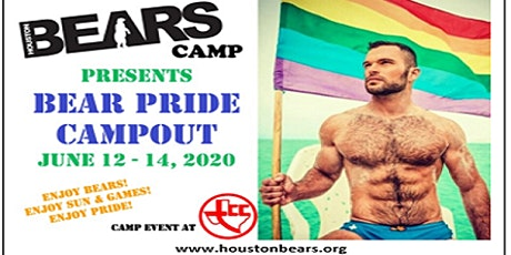 Bear Camp - Bear Pride Campout tickets