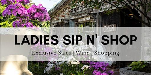 Ladies Sip n' Shop