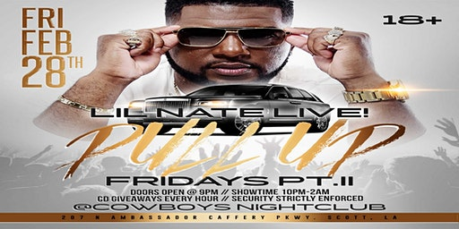 Pull Up Fridays Pt.III w/ LIL NATE