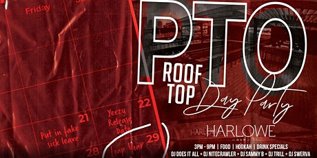PTO at The Harlowe   Leap Year Day Party tickets