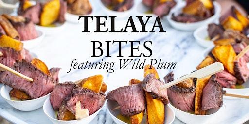 Telaya Bites with Wild Plum