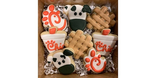 Chick-fil-A Lover Cookie Decorating Workshop- Highland Village