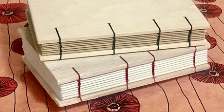 Bookbinding Workshop || Coptic Binding tickets