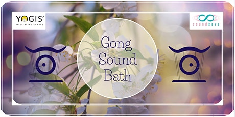 Gong Sound Bath tickets