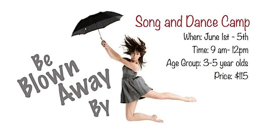 Song and Dance Camp