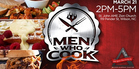 Men Who Cook tickets