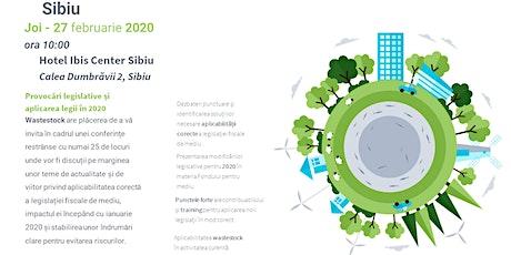 Provocările legislației fiscale de mediu în 2020 tickets