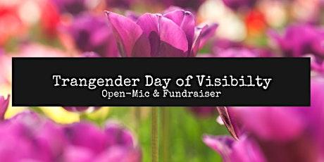 TDOV:  Open Mic & Fundraiser tickets