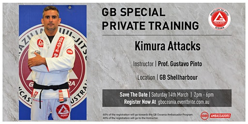 GB Special Private Training at GB Shellharbour