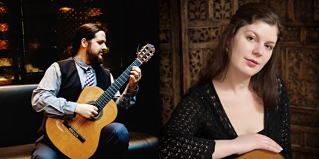 Emma Rush and Jesse Luciani: An Evening of Classical Guitar tickets