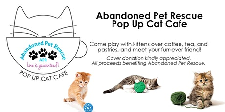 Popup Cat Cafe tickets