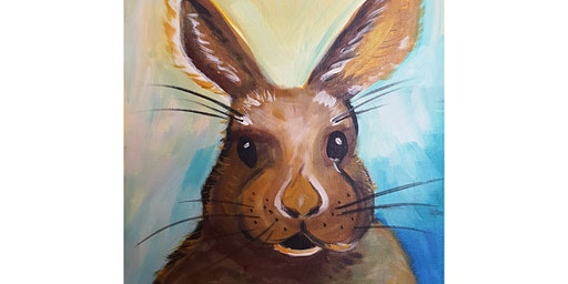 """4/4 - Corks and Canvas Event @ Nectar at Kendall Yards, SPOKANE Mimosa Morning """"The Hare"""""""