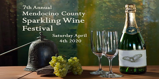 Mendocino County Sparkling Wine Event