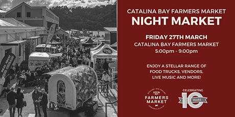 Catalina Bay Night Market tickets
