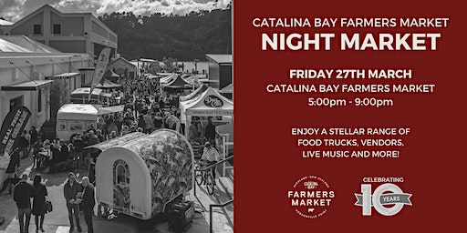 Catalina Bay Night Market
