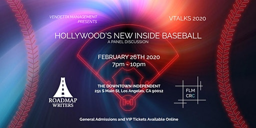 Hollywood's New Inside Baseball - A Panel Discussion
