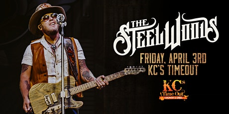 The Steel Woods LIVE at KC's Timeout! tickets