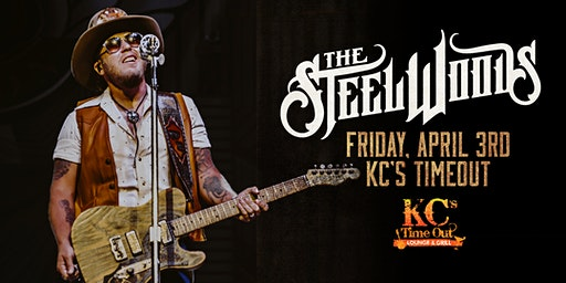 The Steel Woods LIVE at KC's Timeout!