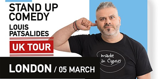 STAND UP COMEDY - Made In Cyprus