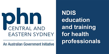 NDIS Education and Training Day for Primary Health Providers - Session 3 tickets