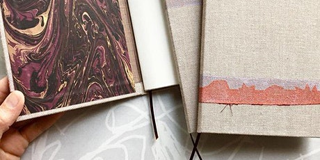 Bookbinding Workshop || Hardcover Binding w/ Printed Covers tickets