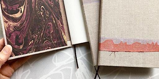 Bookbinding Workshop || Hardcover Binding w/ Printed Covers