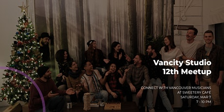 Vancity Studio Artist Meetup #12 tickets