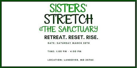 Sisters' Stretch @The Sanctuary tickets