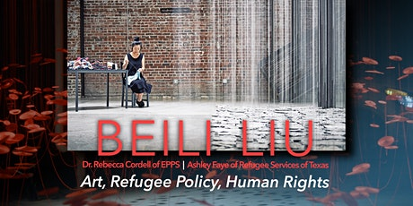 Art, Refugee Policy, and Human Rights: Conversations with Beili Liu tickets