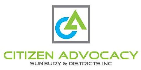 Citizen Advocacy Sunbury Community Information Event