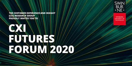 Customer Experience & Insights Research Group Futures Forum 2020 tickets