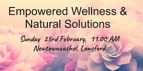 Empowered Wellness and Natural Solutions tickets