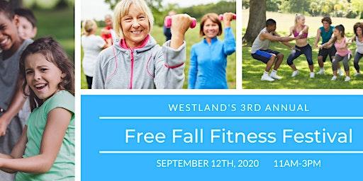 Westland's Free Fall Fitness Festival