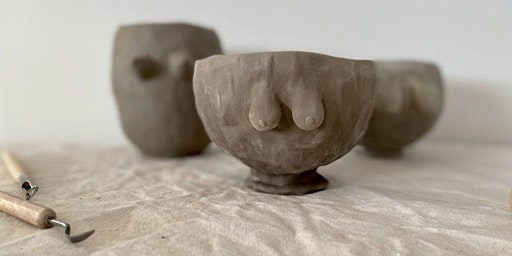 Make your own BooBie Pot - clay workshop