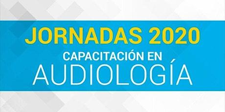 Capacitación en Audiología 2020 entradas
