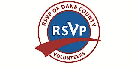 RSVP of Dane County Volunteer Recruitment Fair tickets