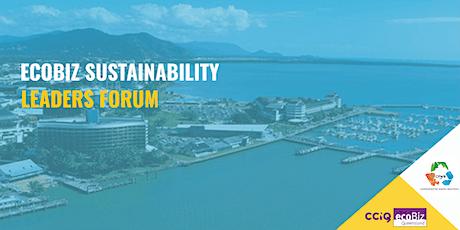ecoBiz Leaders Forum - Small Business Leading Circular Economy tickets