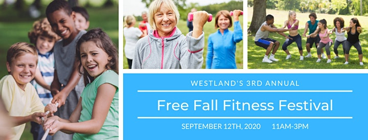 Westland's Free Fall Fitness Festival image