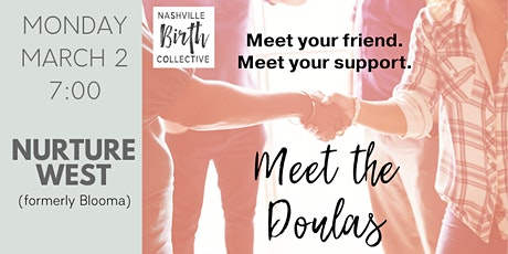 Meet the Doulas - March 2 at 7:00 tickets