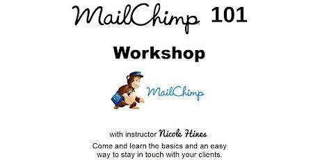MailChimp 101 Workshop tickets