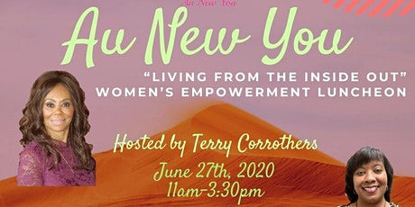 Au New You- Women's Empowerment Luncheon tickets