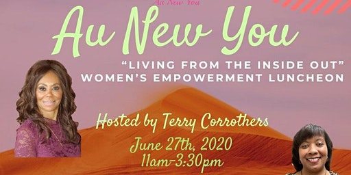 Au New You- Women's Empowerment Luncheon