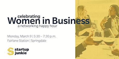 Women in Business Happy Hour tickets
