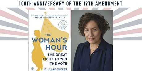The Woman's Hour: 100th Anniversary of Women's Suffrage tickets