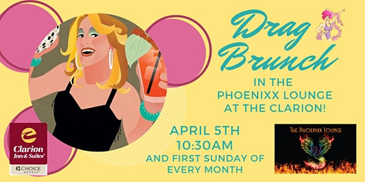 Drag Brunch at the Clarion