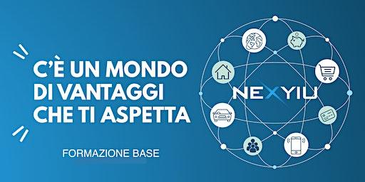 Formazione Base NEXYIU®️, il Primo Affiliate Marketing di Servizi e Vantaggi per Tutti.