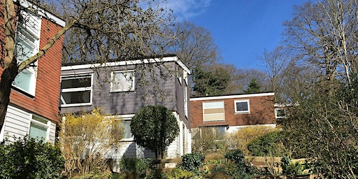 Mid-century Modern in the Dulwich Woods with Ian McInnes @ 4 PM